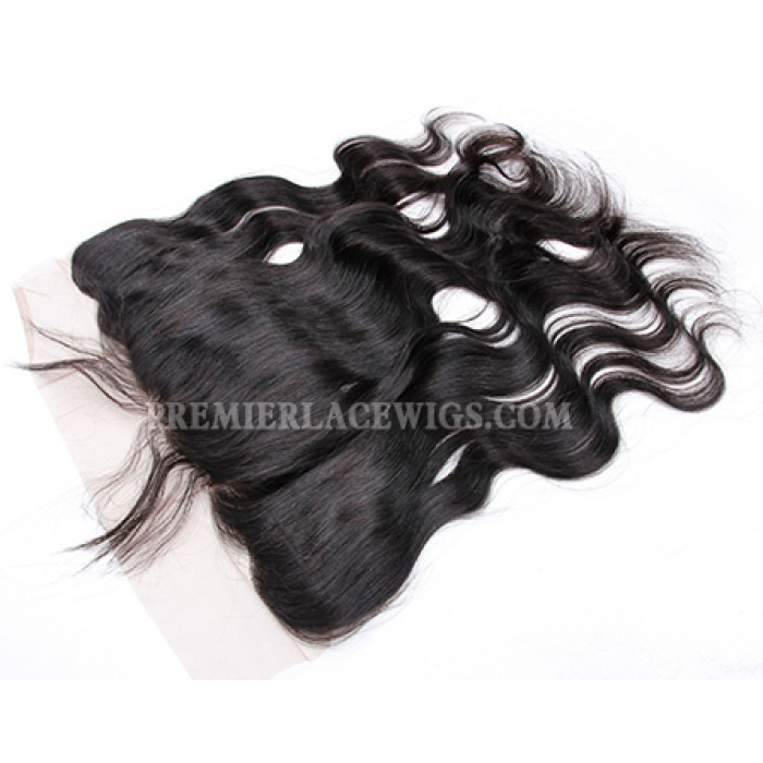Peruvian Virgin Hair Lace Frontal Body Wave ,13x4inches