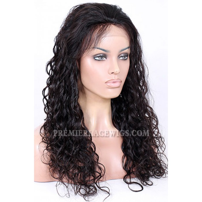 20inches natural color 150% thick density