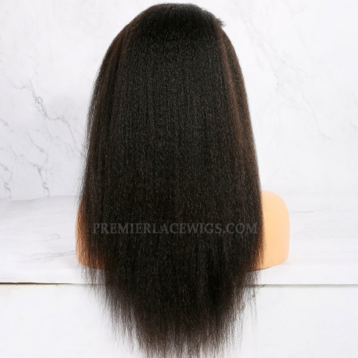 18 inches,natural color,120% normal density