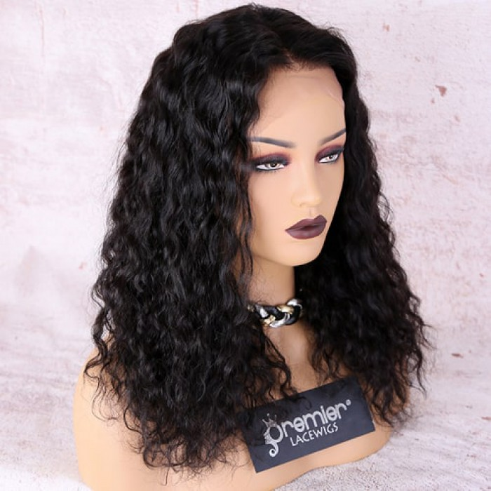 Shoulder Length Curly Hair