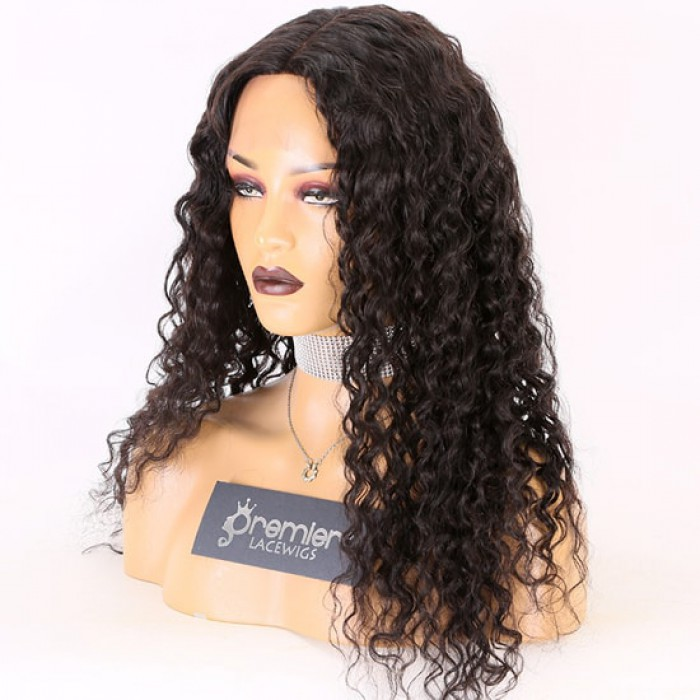 20 inches 120% normal, natural black