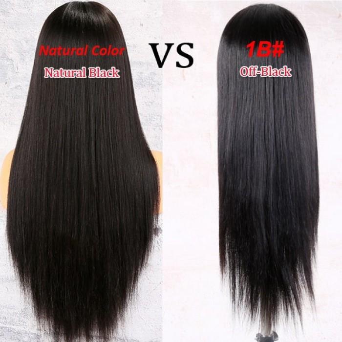 1B# and natural black