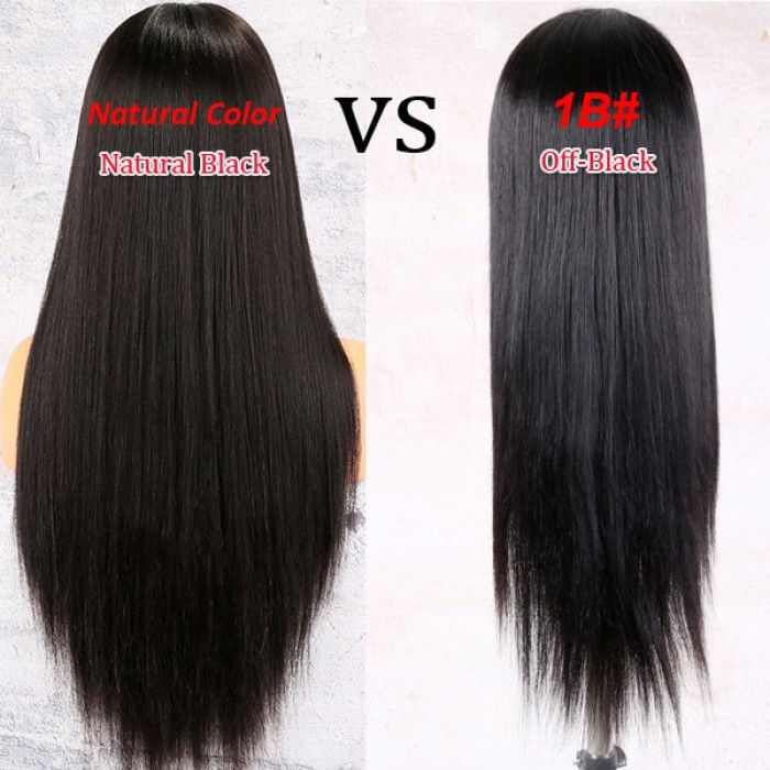 1B# Vs Natural color