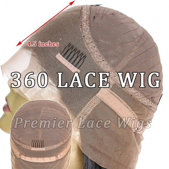 360 lace wig
