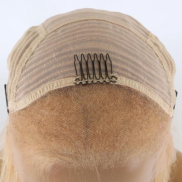Blunt Cut Bob 27/613# Blonde Hair