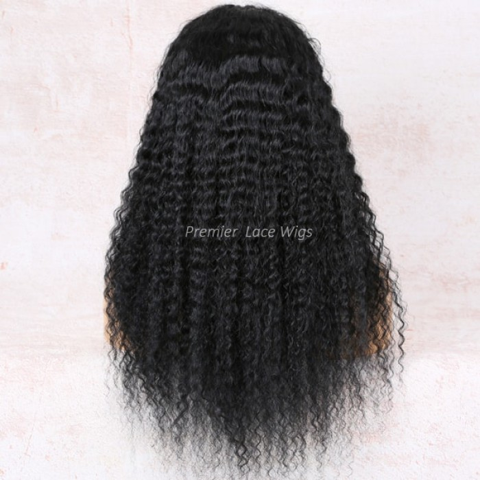 Full lace wig 1# 20 inches