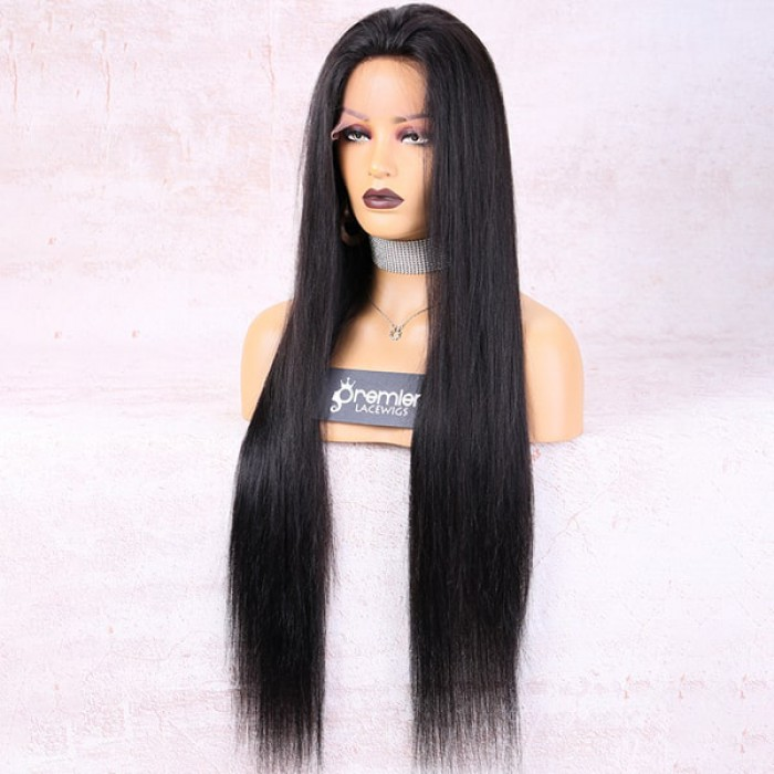 30 Inches Yaki Textured Straight