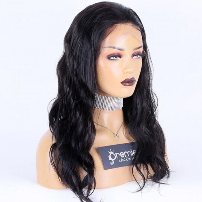 1B# 18 inches body wave