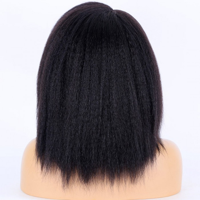 1B# Off Black Color 12 inches 150% Thick