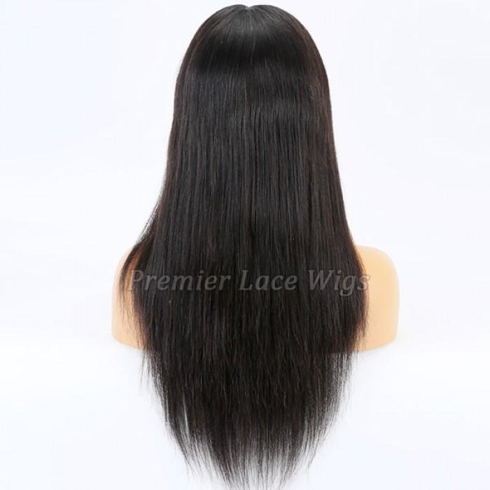 18 inches 150% Highlights Hair Bone Straight