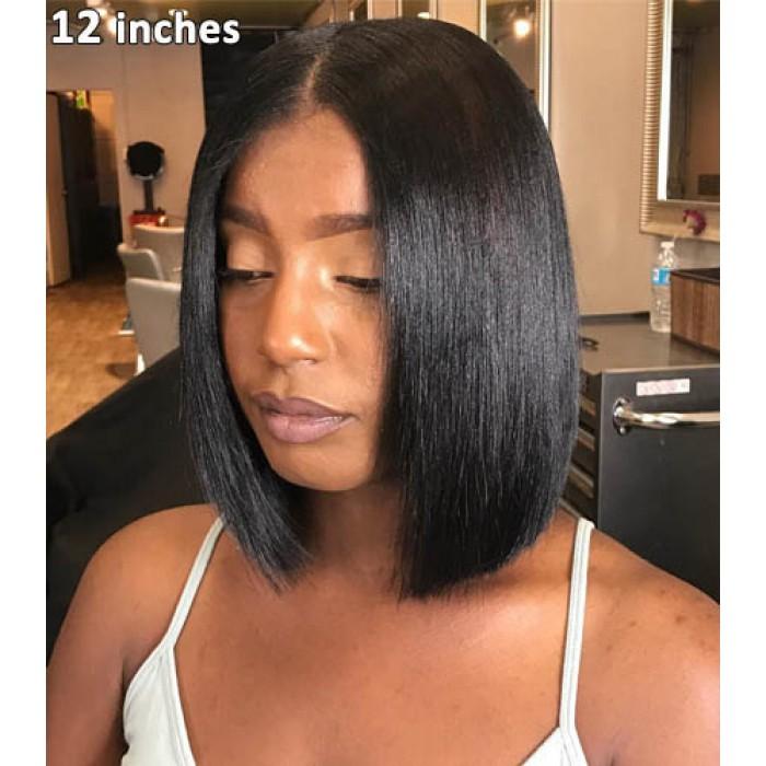12 inches bob cut