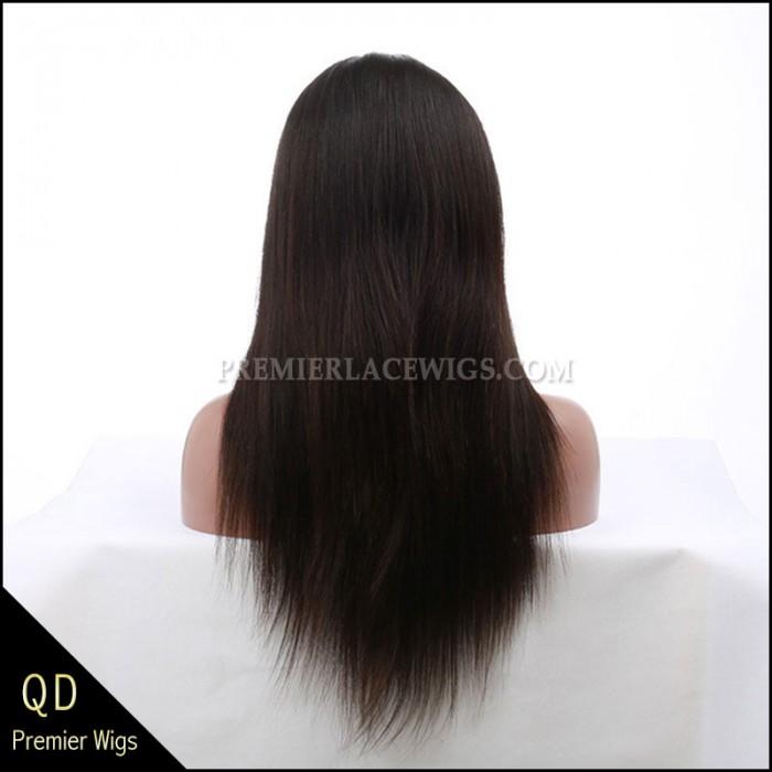 Brazilian Virgin Hair Glueless Lace Wigs