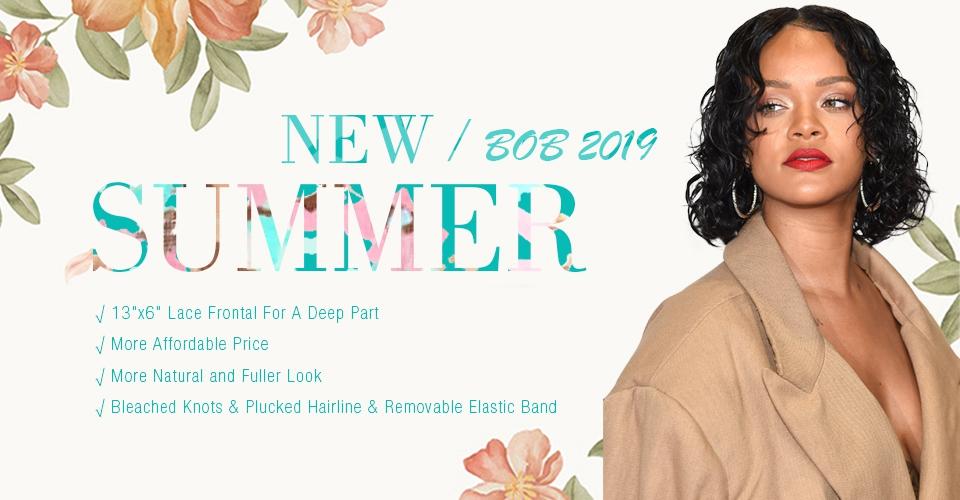 New Summer Bob 2019