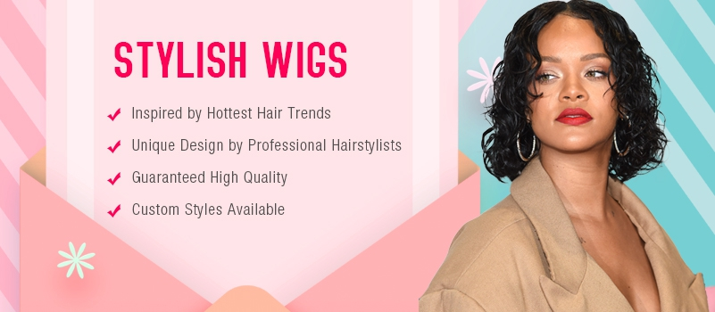 STYLISH WIGS
