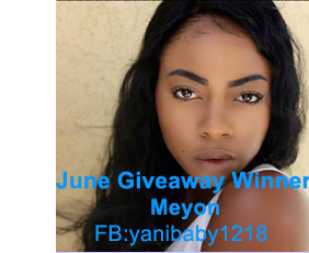 June Free Wigs Giveaway