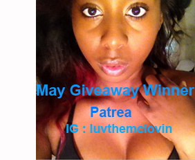 May Free Wigs Giveaway Winner