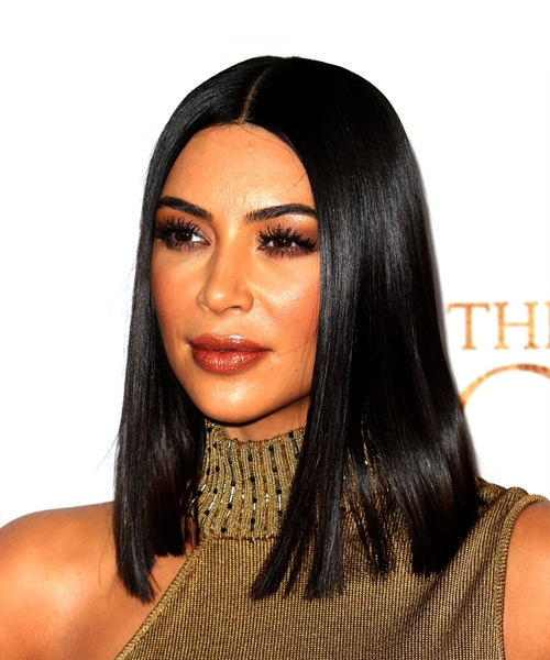Kardashian Medium Straight Bob