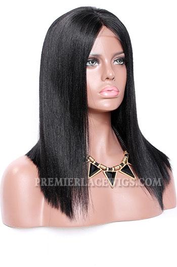 Kim Kardashian Lace Wig Blunt Cut Bob