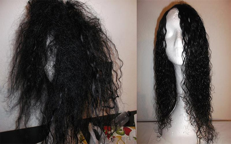 4 Tips To Detangle A Human Hair Lace Wig